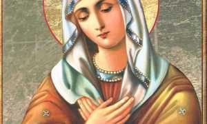 В чём значение иконы «Умиление Пресвятой Богородицы»: чем помогает молитва этому изображению