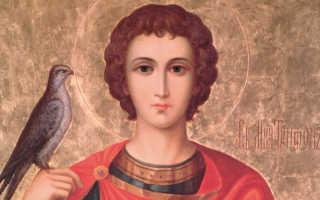 Икона святого Трифона: молитва святому Трифону о помощи, в чем помогает, кто это такой