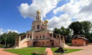 Храм Бориса и Глеба в Зюзино: история, архитектура, расписание