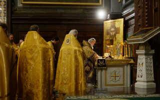 Что такое Часы Божественной литургии: когда проходит в церкви литургическая служба