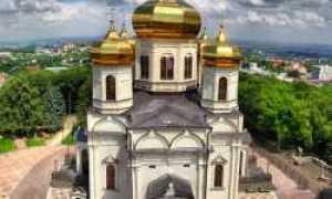 История и положение Ставропольской и Невинномысской епархии, ставшей основанием для митрополии