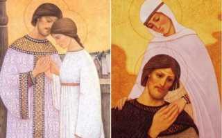 Краткая история вечной любви Петра и Февронии Муромских: день их памяти