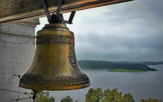 Звон церковных колоколов для очищения дома от негатива: виды колокольного звона их значение