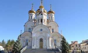 Горловская епархия: история, кафедральные соборы, официальный сайт