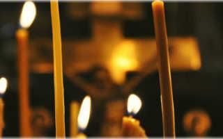 Молитва ребенка об усопших родителях и когда дети читают ее