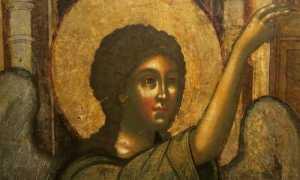 Архангел Гавриил: где упоминается и как его изображают на иконах, в чем помогает и как ему молиться