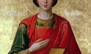 Икона чудотворной силы Святого Мученика Пантелеймона: в чём она помогает людям