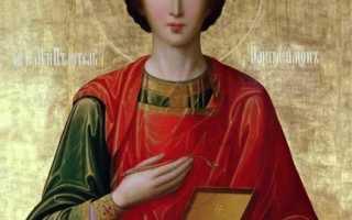 Пантелеймон целитель: кто такой, его житие, иконы и молитвы