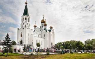 Краснодарский Храм Святого Духа в Комсомольском микрорайоне Краснодара: история