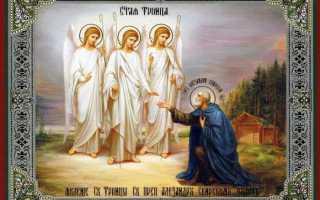 Где находится икона чудотворца Александра Свирского: как читать икону, житие и чудеса
