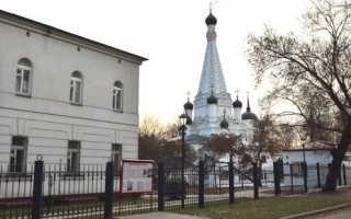 Сведенья о храме Покрова Пресвятой Богородицы в Медведкове: история и расписание