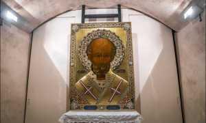 Где находятся мощи Николая Чудотворца: история перенесения в Бари, доставка в Россию