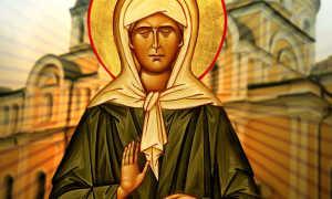 Биография преподобной Матроны Московской: рождение, отрочество, зрелые годы