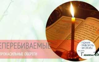 Молитва задержания старца Пансофия Афонского: когда и как пользоваться сорокасильным оберегом