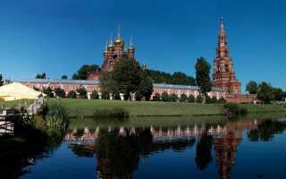 Черниговско-Гефсиманский скит: богослужения и экскурсии, фото, как доехать из Сергиева Посада
