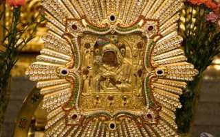 Почаевская икона божьей матери: в чём помогает и где находиться, как посмотреть икону?
