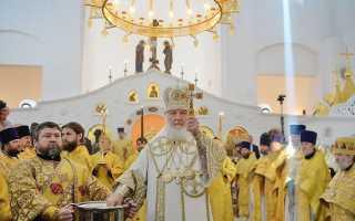 Специфика храма новомучеников и Российский исповедников в Строгино